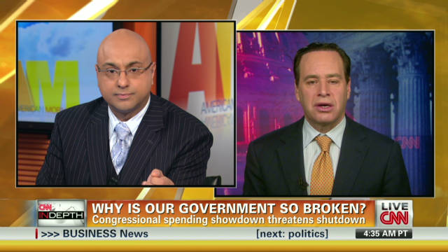David Frum: Why is government so broken?