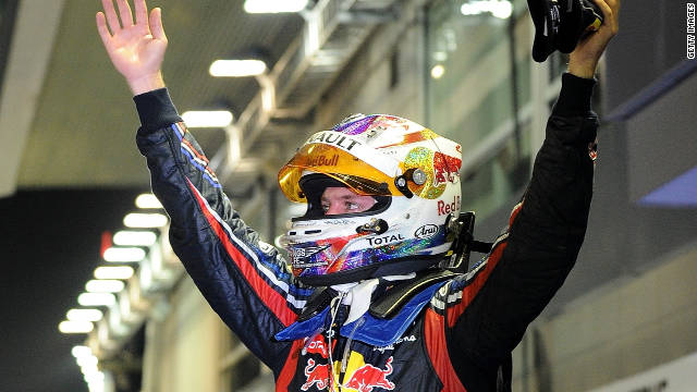 Sebastian Vettel will become Formula One's youngest double world champion with a point in Japan.
