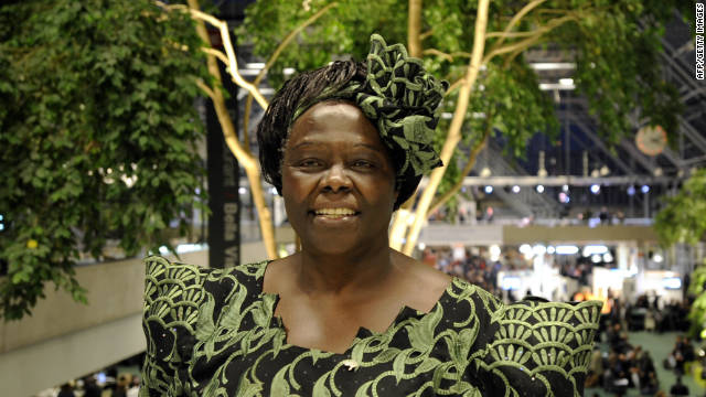 Wangari Maathai Revealed: Part 3