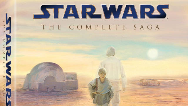 """""""Star Wars: The Complete Saga"""" is arguably the most anticipated Blu-ray release in the history of the format."""
