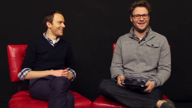 Seth Rogen isn't making fun of cancer
