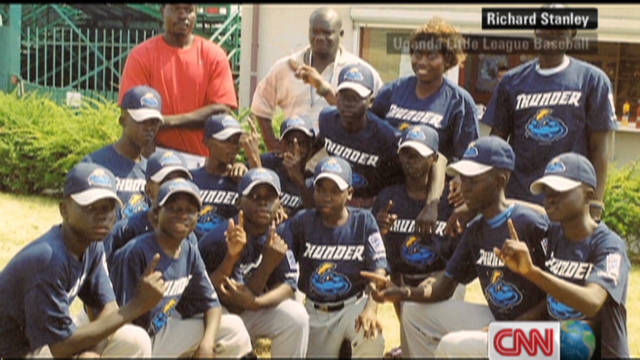 Uganda's Little League dreams