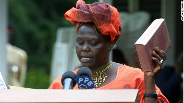 Wangari Maathai Revealed: Part 2