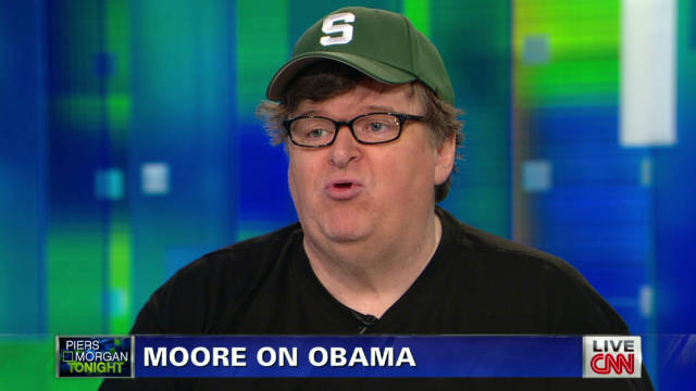 Moore: Obama should be mad at himself