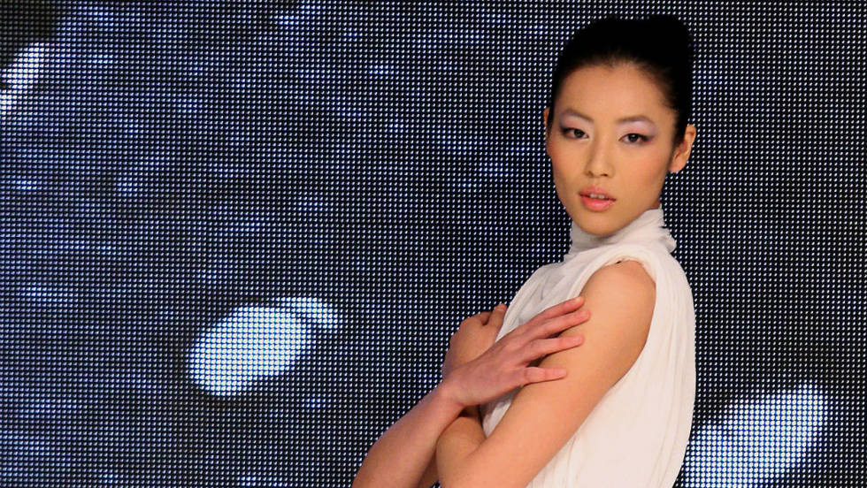 Liu Wen is widely regarded as the world's first Asian supermodel.