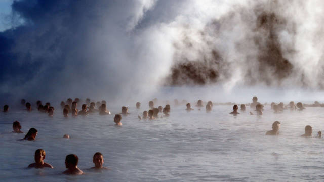 Iceland's natural energy sources, including geothermal energy, could make it a hot spot for computer data centers.