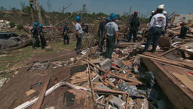 Senate reaches agreement on FEMA funds