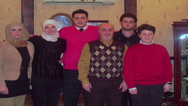 Syrian family describe daily violence