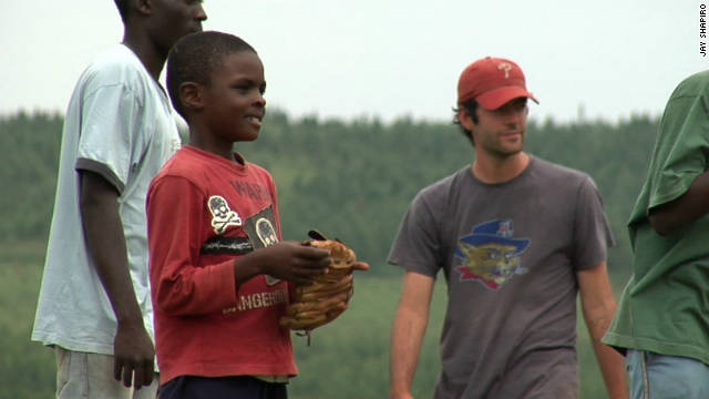 Uganda's baseball dream