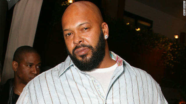 Suge Knight attending the after party for the BET Awards in June 2007.