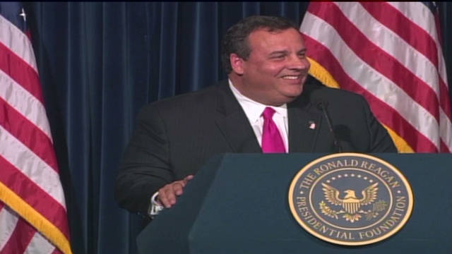 Gov. Christie: 'Politico has my answer'