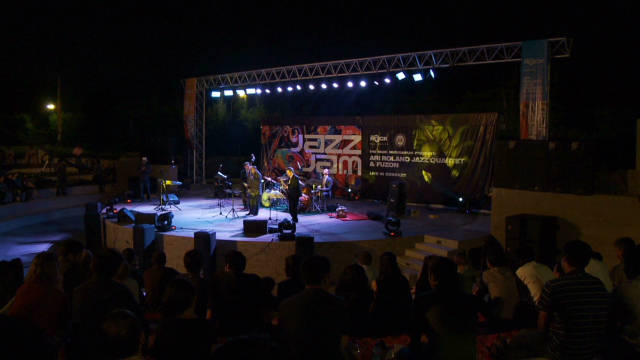 American jazz comes to Pakistan
