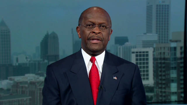 "Herman Cain said, ""Many African-Americans have been brainwashed into not being open-minded."""
