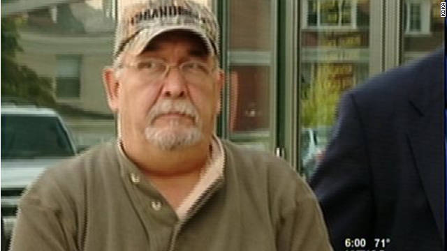 Harry Nicoletti, a Pennsylvania prison guard accused of abusing more than 20 inmates, has been arrested.
