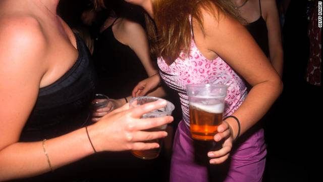 Parents should talk with their children about peer pressure and alcohol abuse, experts say.