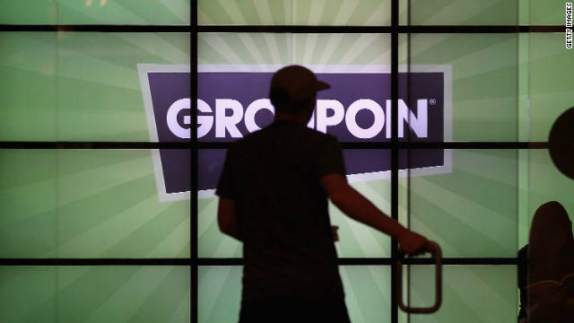 Two or three years ago, Groupon was a hot tech property. On Thursday, its founder and CEO was fired.