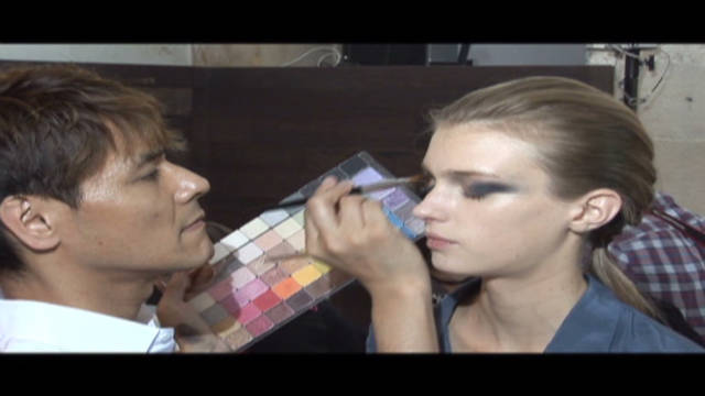 Behind the scenes of the beauty industry