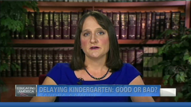 Delaying Kindergarten: Good or bad?