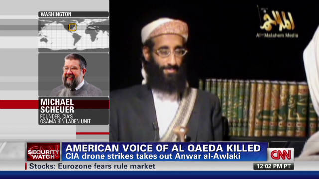 Who will replace al-Awlaki?
