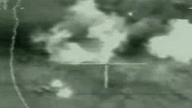 2001: U.S. attacks Taliban