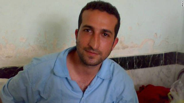 Youcef Nadarkhani, born to Muslim parents in the northern Iranian town of Rasht, converted to Christianity when he was 19.