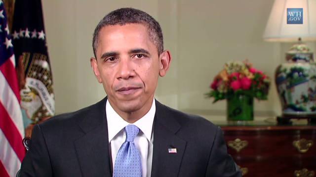 Obama: 'Pass the bill'