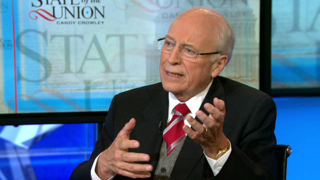 Cheney backs 'don't ask' repeal