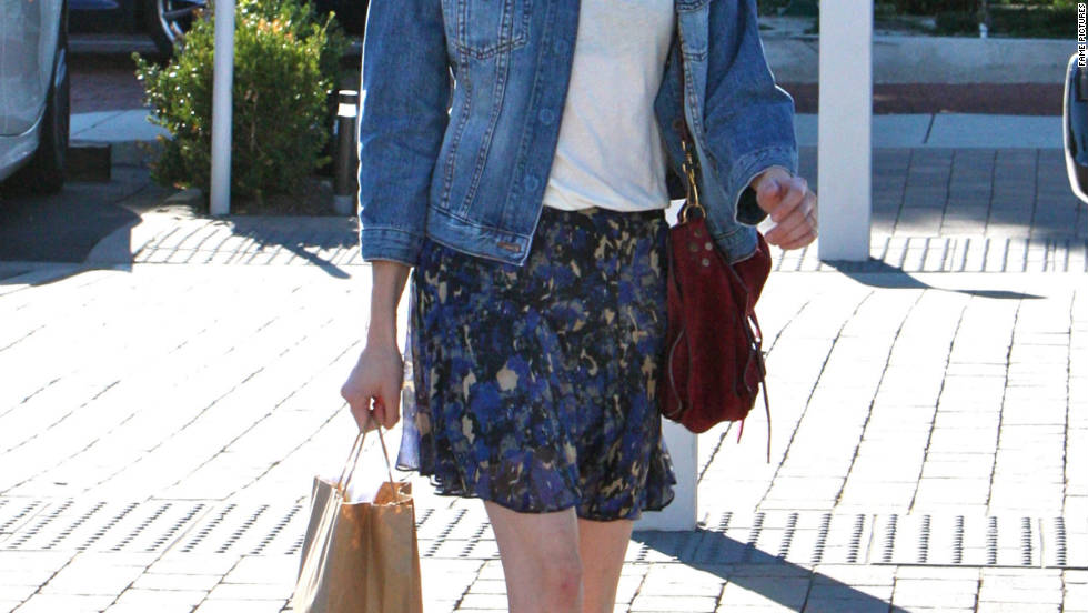 Emma Roberts goes shopping in Malibu, California.