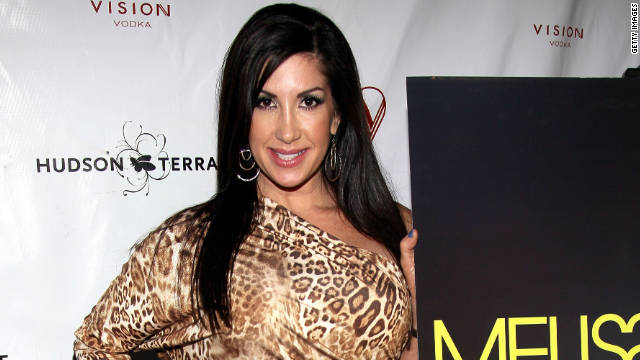 """OK, so I'm losing it,"" Jacqueline Laurita tweeted Saturday."