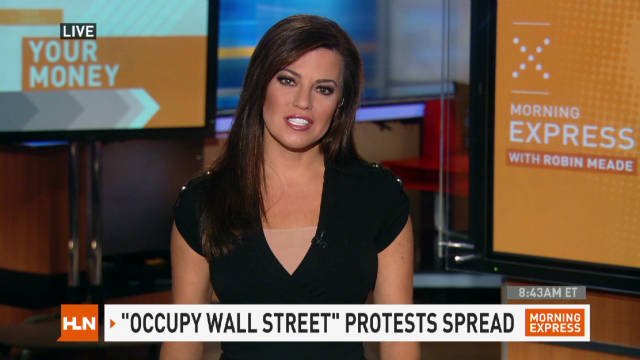 'Occupy Wall Street' protests spread