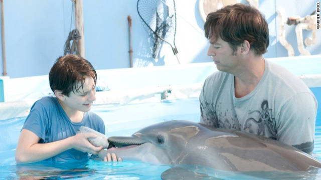"""Dolphin Tale"" is playing very well to families and it should continue to enjoy small drops."