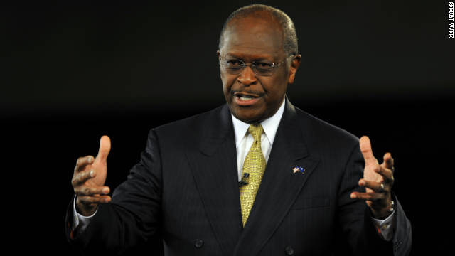 "Republican presidential candidate Herman Cain has said African-Americans have been ""brainwashed"" into voting for Democrats."