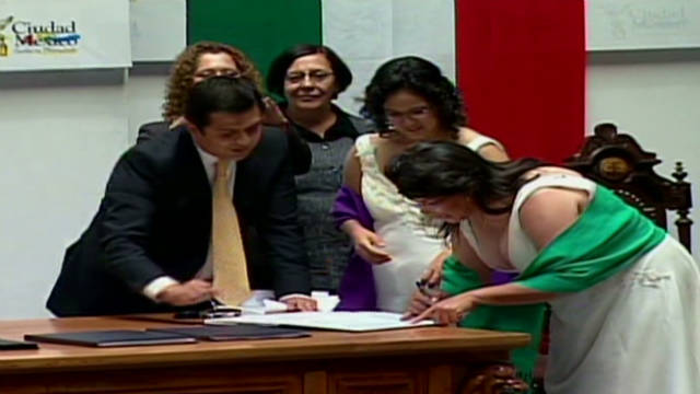 Two-year marriages proposed in Mexico
