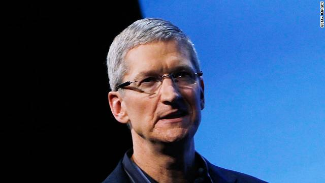 Apple CEO remains confident with company