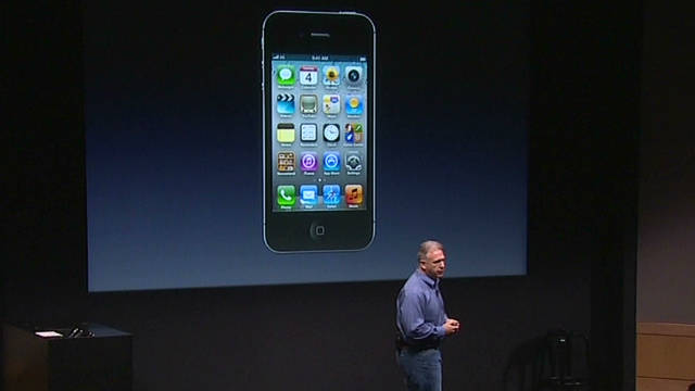 Introducing: Apple's iPhone 4S
