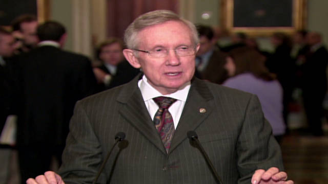 Reid to China: 'Play fair with America'