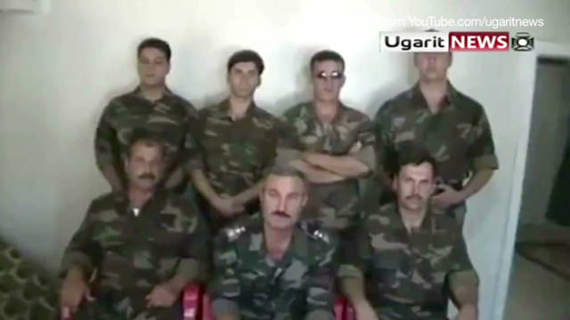 Syrian military defectors organize