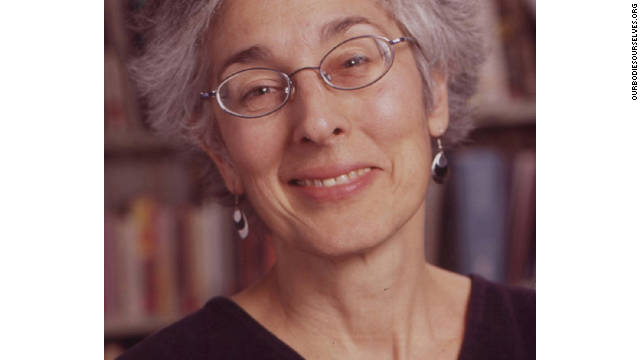"Judy Norsigian is the executive director of ""Our Bodies, Ourselves."""
