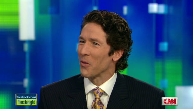 Joel Osteen's view on death penalty