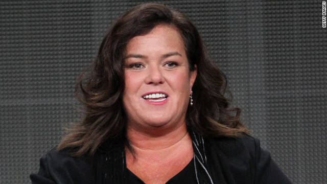 Rosie O'Donnell will have the support of a new girlfriend as she returns to television.