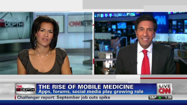 Social media, social medicine