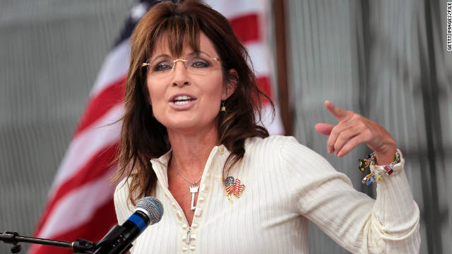 Palin 'thankful' not to be running