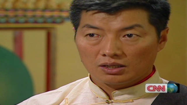 ta tibet china lobsang sangay lama_00003704