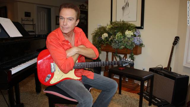 1970s pop icon David Cassidy is suing Sony claiming he was not paid for his image on merchandise from The Partridge Family TV show.