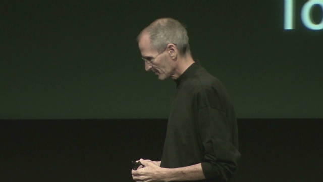 Steve Jobs leaves lasting legacy
