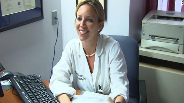 """It's an insurance policy,"" Dr. Rachel Wellner says of freezing her eggs."