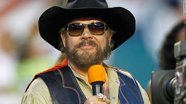 Hank Williams Jr. and ESPN say they've parted company, although their accounts differ on the details.