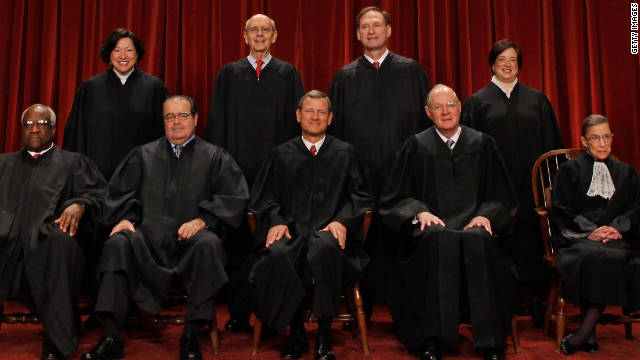 The U.S. Supreme Court could decide the constitutionality of the 2010 health care law  this term.