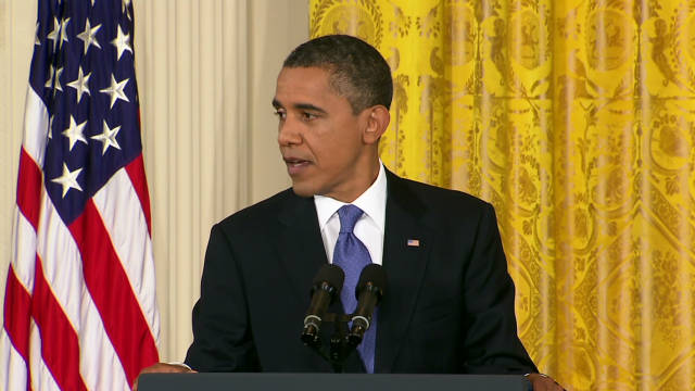 Obama: 'Too many people hurting'