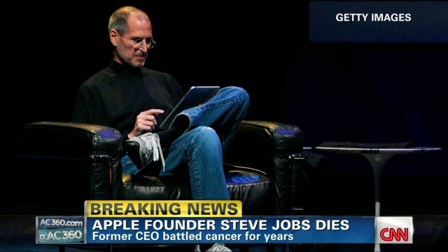 Steve Jobs was 'out of place and time'